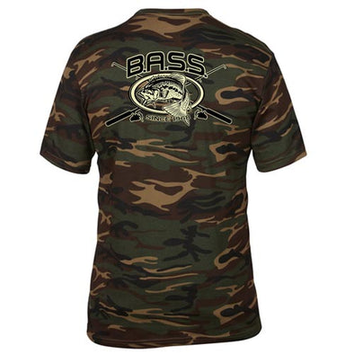 Anvil Adult Heavyweight Camouflage T-Shirt (50% Off Sale)