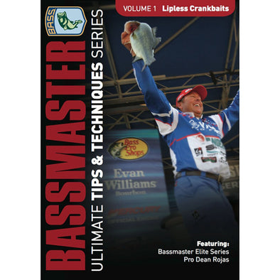 Bassmaster Volume 1 DVD (50% Off Sale)