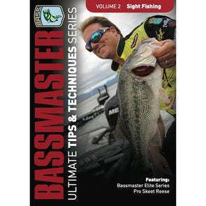 Bassmaster Volume 2 DVD (50% Off Sale)
