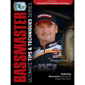 Bassmasters Ultimate Tips and Techniques: Successful Presentation Techniques DVD (50% Off Sale)