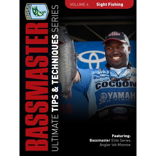Bassmasters Ultimate Tips and Techniques: Sight Fishing DVD (50% Off Sale)