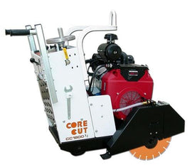 CC1800XL Gas Self Propelled Core Cut Walk Behind Saw