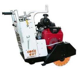 CC1800XL Electric Push Core Cut Walk Behind Saw