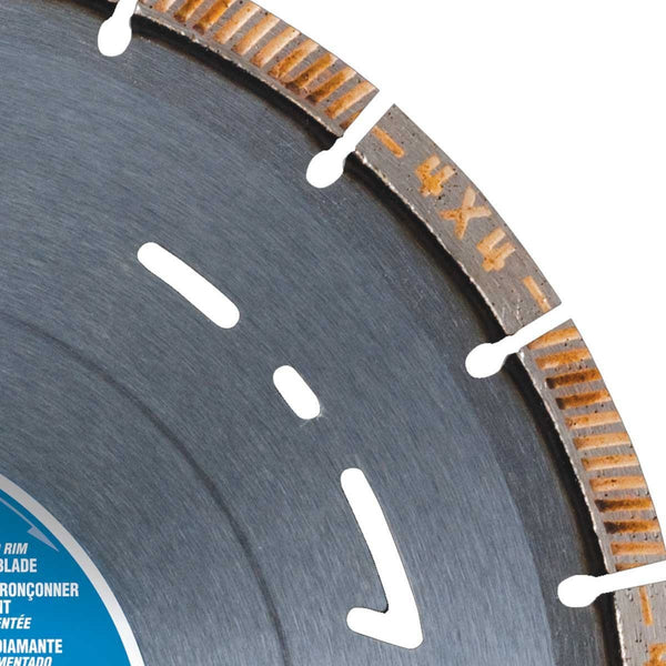 Norton 4X4 Max Cut Premium Diamond Blade
