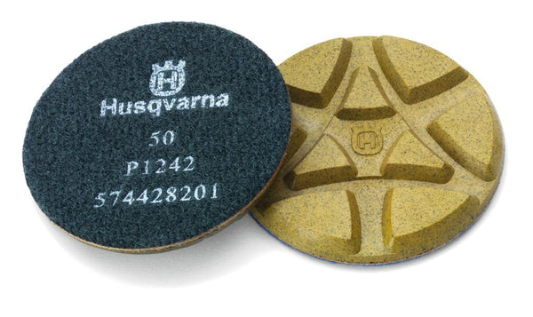Husqvarna P1240 Resin Polishing Pads