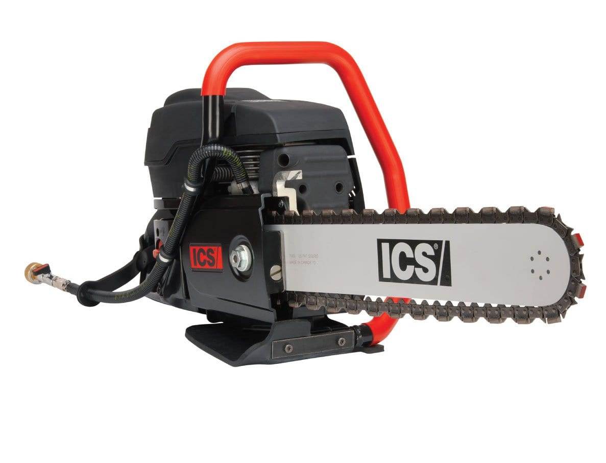 ICS 695GC Gas Concrete Chainsaw Bar and Chain Package with Free Extra Chain