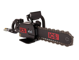 ICS 890F4 Hydraulic Concrete Chainsaw Bar and Chain Package with Free Extra Chain