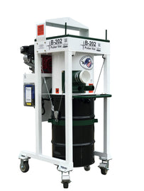 B202 Pulse Vac Dust Containment System