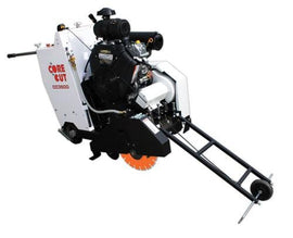 CC3500 Electric Core Cut Walk Behind Saw