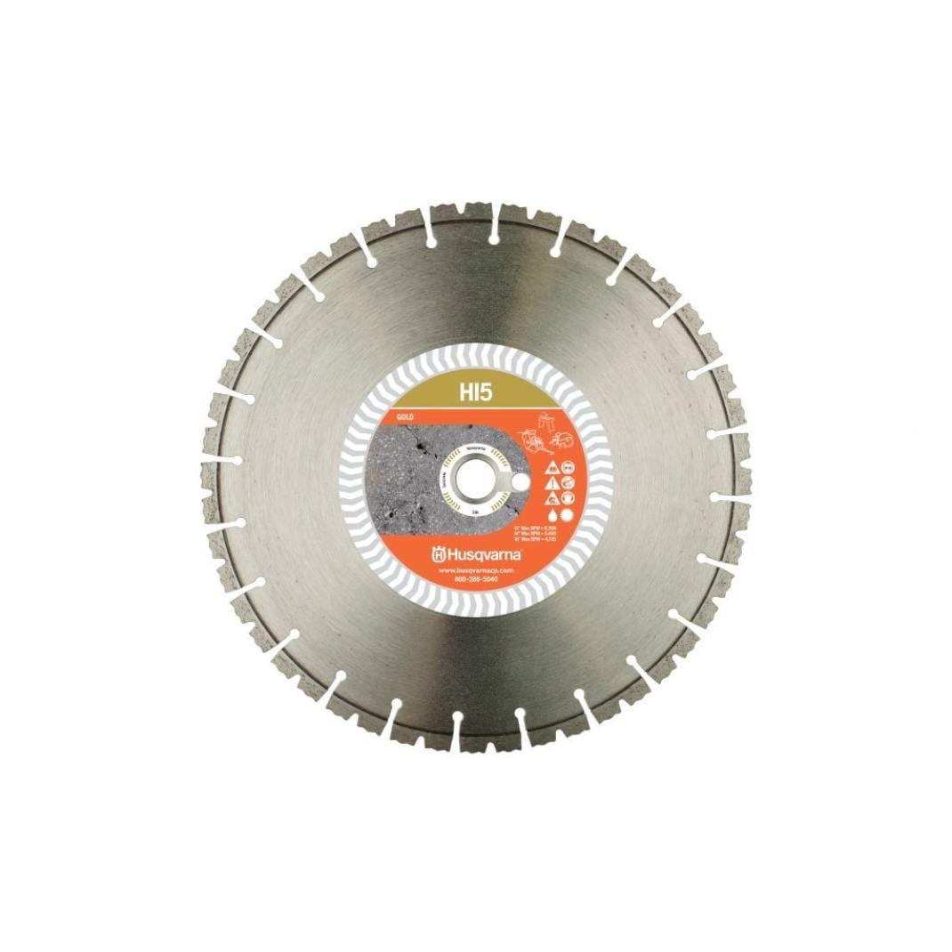 HI Series Husqvarna Elite-Cut Diamond Blade