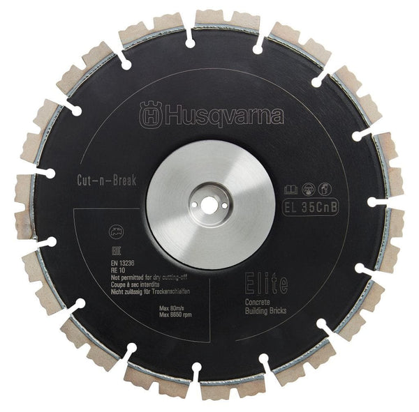 Cut N Break Husqvarna Diamond Blades