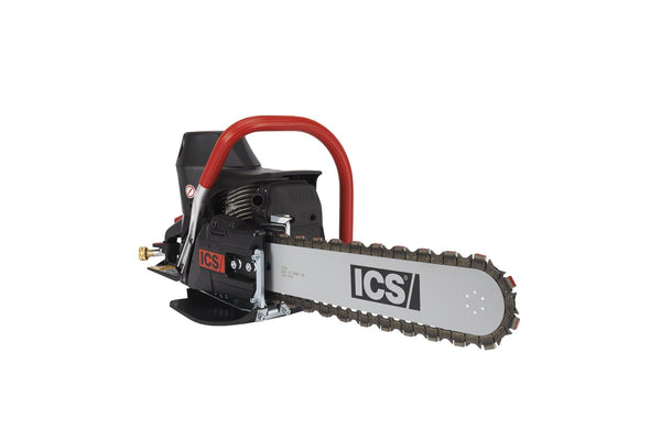 ICS 680ES Gas Chainsaw Bar and Chain Package with Free Extra Chain