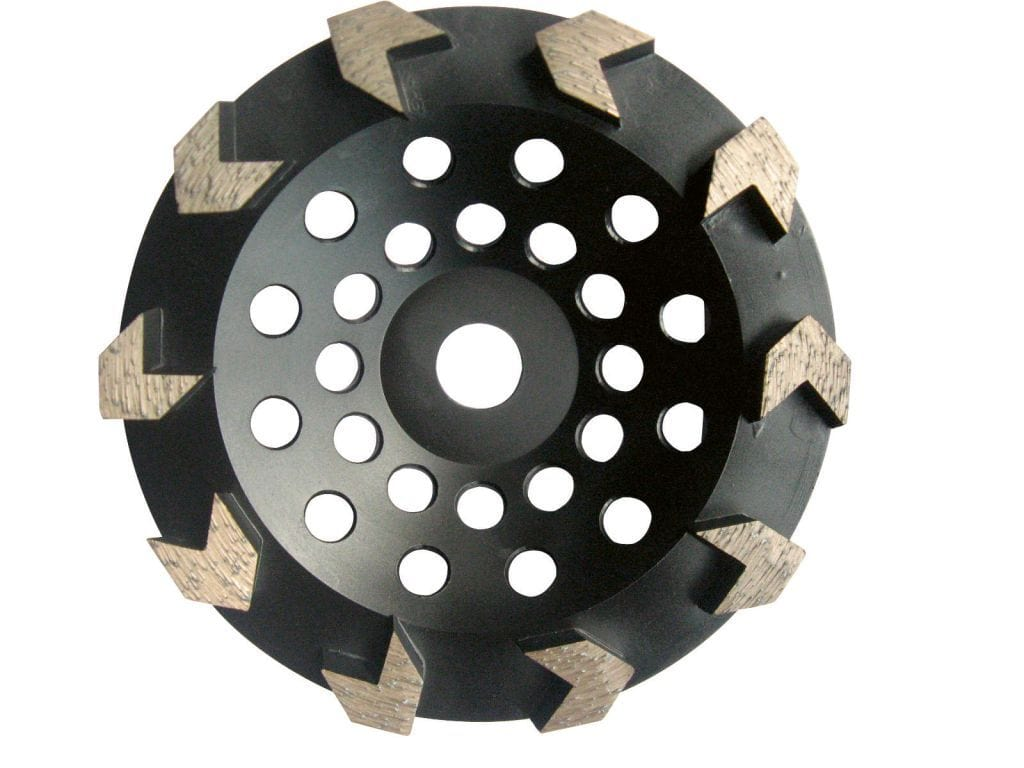 Arrow Series Diamond Cup Wheel