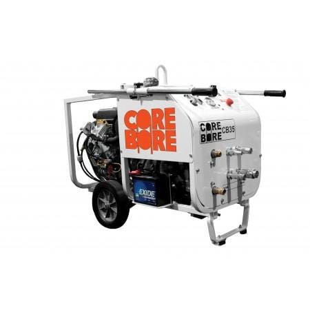 CB35 BVXL Gas Hydraulic Power Unit