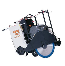 CC3700E Electric Core Cut Walk Behind Saw