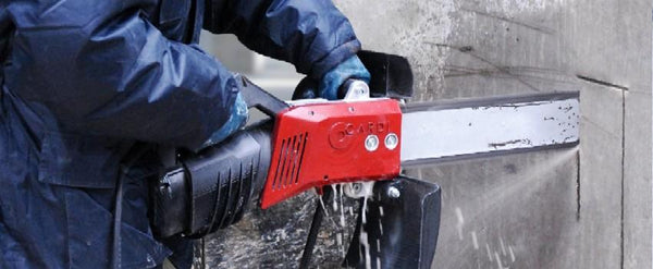 CD35 Cardi Electric Coccodrillo Chainsaw