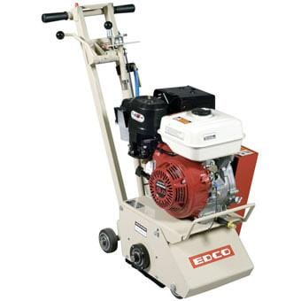 Edco CPM10 Gas Walk Behind Scarifier