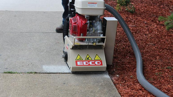 Edco CPM10 Electric Walk Behind Scarifier