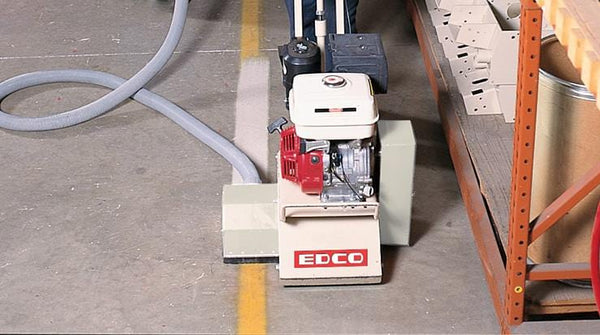 Edco CPM8 Gas Walk Behind Scarifier with A201 Startup pack