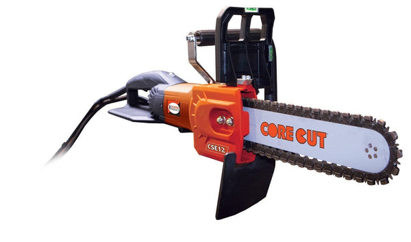 CSE12 Electric Chain Saw Package Core Cut