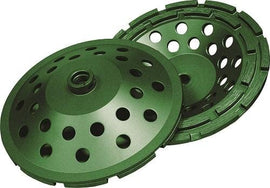 Utility Green Series Diamond Cup Wheel Concrete Grinding