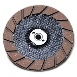 "Easy Edge 5"" Edger Wheel, Grooved 5/8-11 Thread"