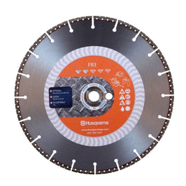 FR3 Series Husqvarna Diamond Blade