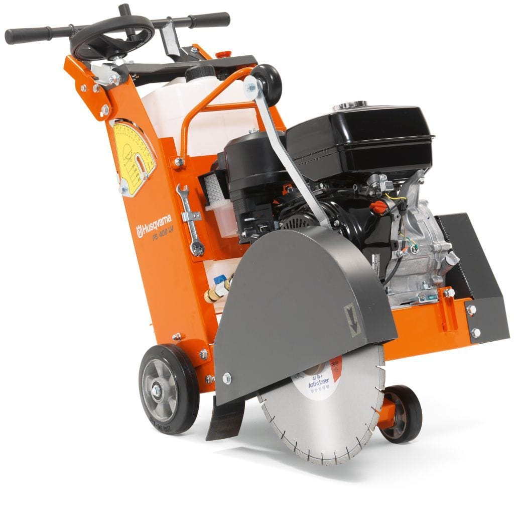 FS400 Husqvarna Push Concrete Gas Saw