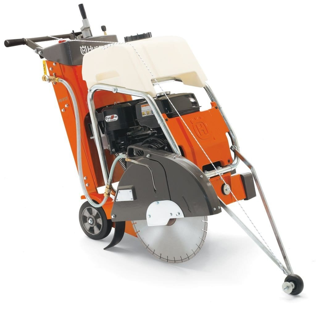 FS413 Husqvarna Push Concrete Gas Saw