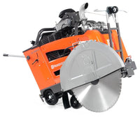 FS7000 Husqvarna 3-Speed Diesel Concrete Saw