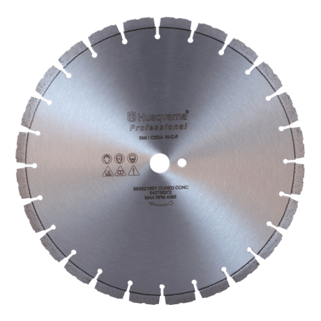 Husqvarna Professional F700C Series Cured Concrete Diamond Blade