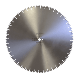 Husqvarna C17VC Diamond Blade for Hard Reinforced Concrete