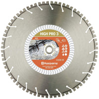 High Pro Series Husqvarna Diamond Blade
