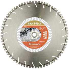 Husqvarna High Pro Series Hand Saw Diamond Blade