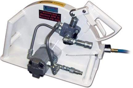HS Series Hydraulic Hand Saws - Standard Guard