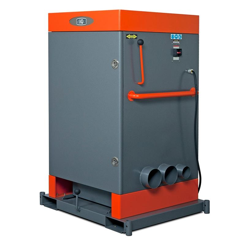 iQ2000 Series Electric Heavy Duty Dust Collection System
