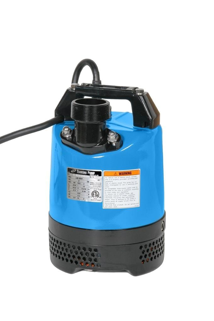 LB480 Tsurumi Electric Submersible Dewatering Pump