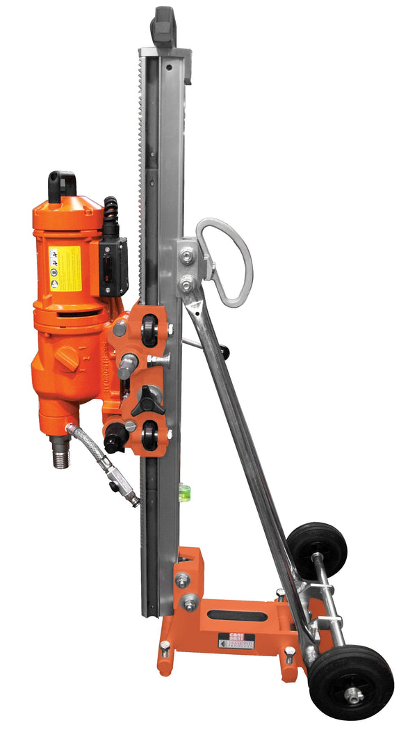 M5 PRO Heavy Duty Q.D. Anchor Core Drill Rig