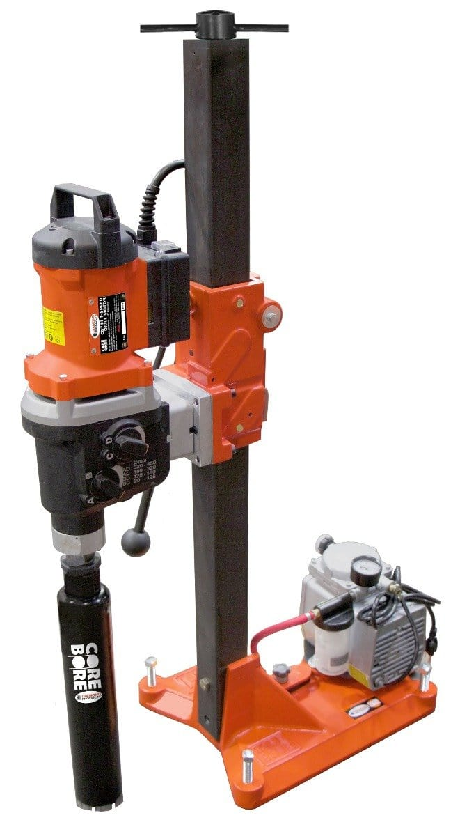 M1 Complete Combination Core Drill Rig