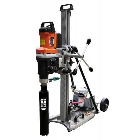M5 PRO Heavy Duty Q.D. Combination Core Drill Rig