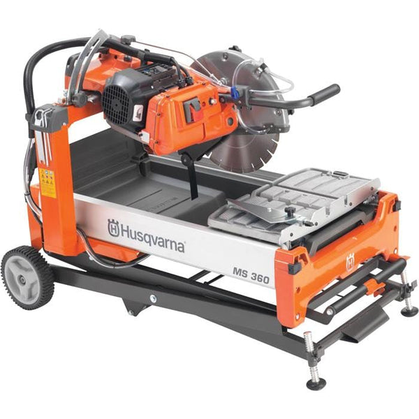 "Husqvarna MS360 Electric 14"" Masonry Saw"