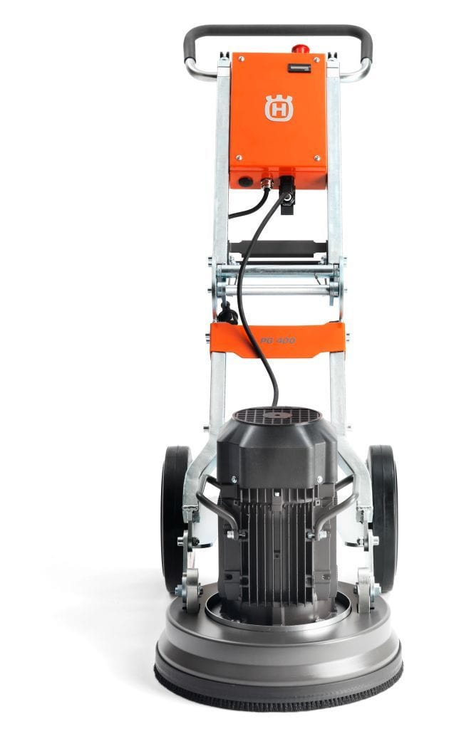 PG400 Husqvarna Electric Floor Grinder