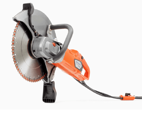 K4000 Wet Electric Power Cutter Husqvarna