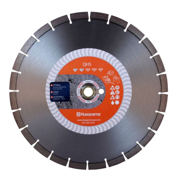 QH5 Series Husqvarna Diamond Blade