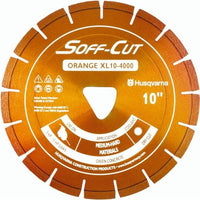 Soff Cut Excel 4000 Series Orange Husqvarna Diamond Blade