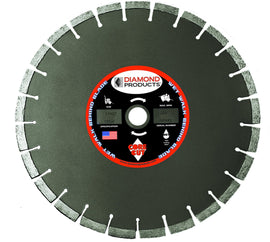 Giga Titanium Cured Concrete Wet Diamond Blade