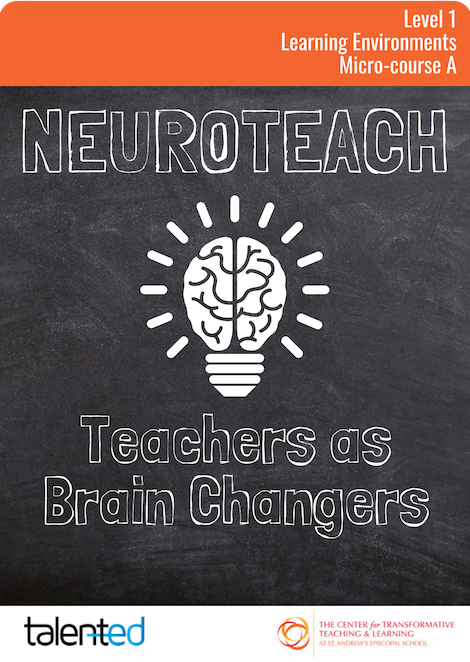 Neuroteach Level 1: Teachers as Brain Changers