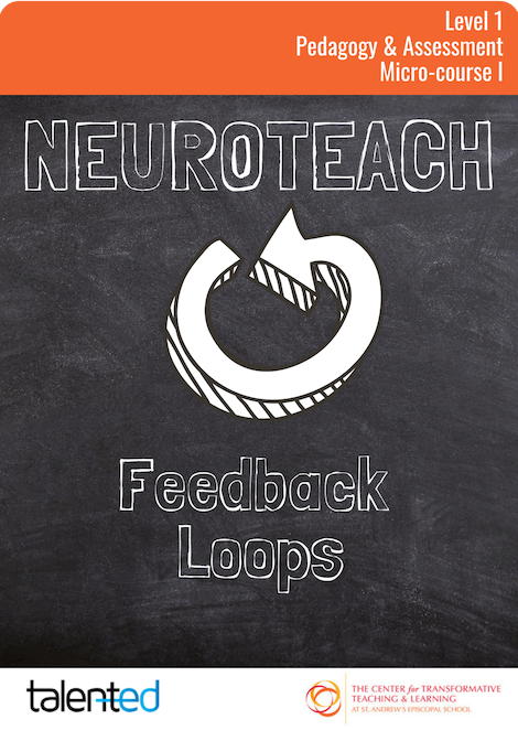 Neuroteach Level 1: Feedback Loops
