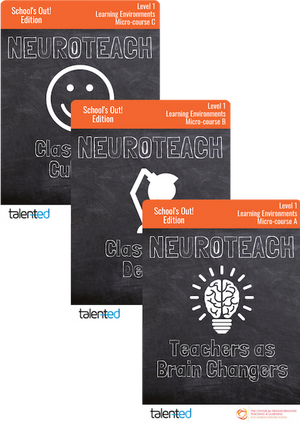 Neuroteach Global: Learning Environments Track (School's Out!)