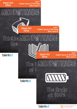Neuroteach Global: Student Success and Well-Being (School's Out!)